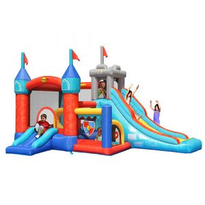 Knights Temple 13 in 1 Jumping Castle