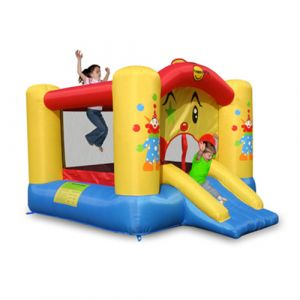 Clown Bouncer with Slide