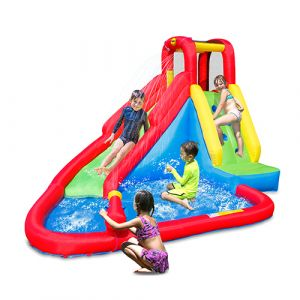 Inflatable Water Slide Fun Zone
